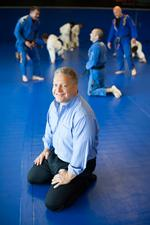 BMC executive uses discipline of mixed-martial arts to stay sharp for corporate combat