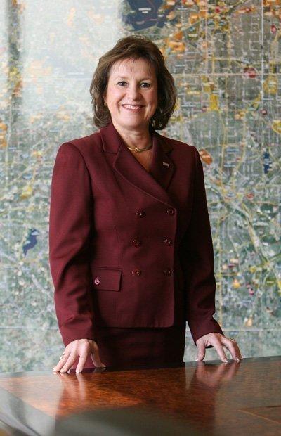 Kay St. John, BB&T Texas regional president