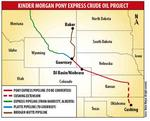 Kinder Morgan may convert Niobrara pipeline to crude oil