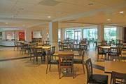 Memorial City Medical Plaza North's lobby cafe.
