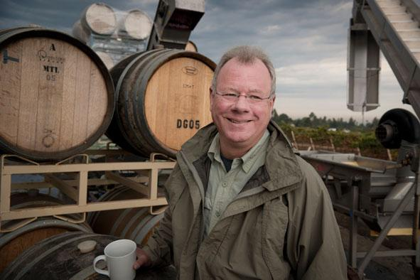 Since 2007, R. Madison Murphy and members of his family have shifted their focus away from barrels of oil to bottles of wine.