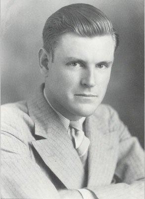 Dr. Mavis P. Kelsey at his graduation from UTMB in 1936.