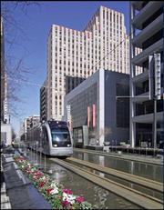 The new Metro rail line should make the East End transit-friendly when it opens in 2013.