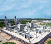 NRG's Cedar Bayou combined cycle natural gas-fired plant in Baytown is one of the newest and most efficient in Texas.