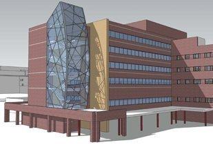 Harris County Hospital District will renovate the original Ben Taub General Hospital.