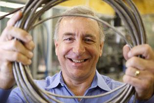 Rick Lopushansky of Davidson Instruments: 'We needed time and money to get the product out.'