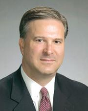 Louis Rosenthal, vice president and leasing director who represents landlords at Jones Lang LaSalle Inc.