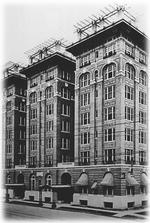 High-rise apartment buildings were novelty in early Houston