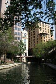 San Antonio's River Walk