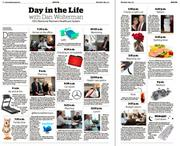 The Day in the Life feature on Memorial Hermann Healthcare System's CEO Dan Wolterman appears exclusively for subscribers in HBJ's Health Care special section, published April 17.