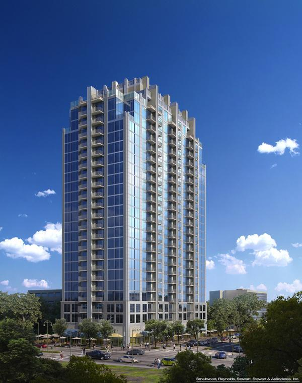 A New Joint Venture Could Bring 60 Million Rental High Rise To Downtown Houston