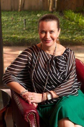 Mila Golovine, president of MasterWord Services Inc.