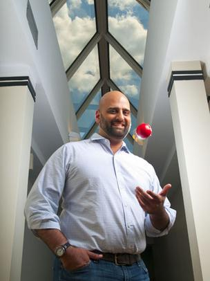 Sameer Soleja, CEO of Molecule Software