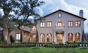 Ballas' listing on Bayou Glen Road in Tanglewood. The home is listed for $4.495 million.
