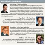 Houston companies see increasingly important role for chief technology officers