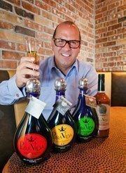 Stewart Skloss, chairman of Pura Vida: Company just just debuted a new brand, Viva Mexico, from Jalisco, Mexico.