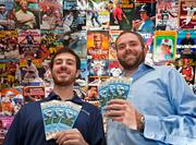 Owners Nick Cubero and Patrick Ryan started The Ticket Experience with a $10,000 season ticket purchase on Ryan's credit card.