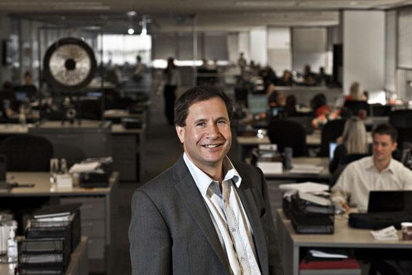 Tobias Read, CEO of Swift Worldwide, an energy talent recruiting firm that recently moved its headquarters to Houston.