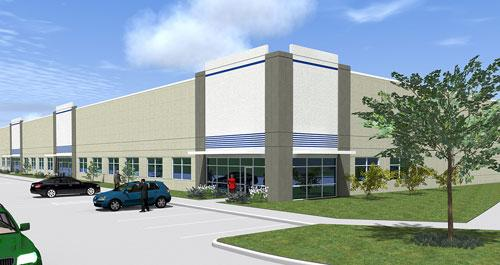Transwestern is moving forward with a 385,000-square-foot spec industrial complex in the Energy Corridor.