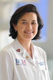 Dr. Lalia Woc-Colburn, director of the tropical medicine clinic at Ben Taub General Hospital in the Texas Medical Center.