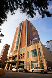 Many of the Embassy Suites Houston — Downtown's employees moved from out of state to work at the new hotel.