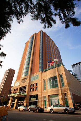 Embassy Suites Houston Downtown will help Houston to target larger conventions.