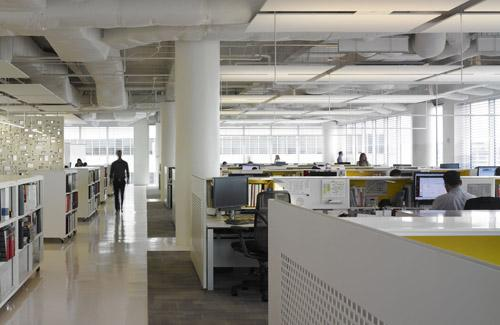 PDR expanded its Houston office by 4,000 square feet in Two Houston Center to allow room for additional workplace specialists. Among other projects, the firm has been named the workplace architect for Exxon Mobil Corp.'s new north Houston campus.
