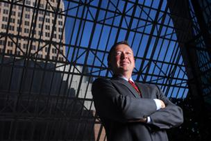 David Baggett, CEO of Opportune LLP