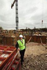 Skanska bullish on new construction