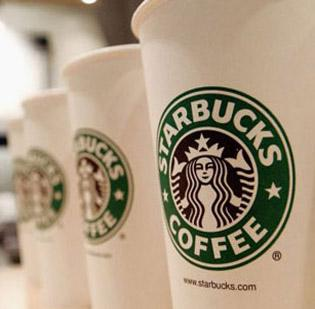 Starbucks is one of the top companies when it comes to using social media.