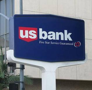 A denial-of-service attack took U.S. Bancorp's consumer website, USBank.com, down late Wednesday morning, the company said.