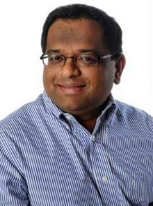photo of Ranjit Nair