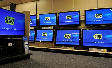 Best Buy scored relatively well for helping users shop online.