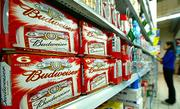 3: BudweiserAnheuser-Busch's top selling full-calorie beer saw a 2.54 percent decrease in sales to $2.18 billion.