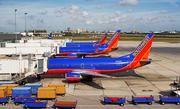 8. Southwest Airlines On-time arrival percentage: 83.1% Involuntary denied boardings: 0.65 per 10,000 passengers Mishandled baggage: 3.65 per 1,000 passengers Total complaints to the U.S. Department of Transportation: 0.25 per 10,000 passengers