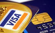 Most desired financial service: Visa