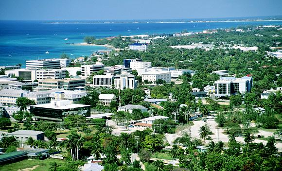 'Tax havens' such as the Cayman Islands, pictured above, may have cost taxpayers billions nationally in 2012.