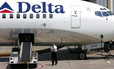 Delta on-time 87.8% at Hartsfield-Jackson