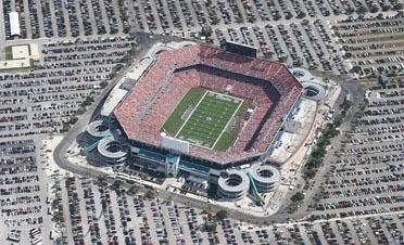 Hosting the 50th Super Bowl at Sun Life Stadium would cost South Florida an estimated $21 million.