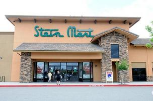 Stein Mart saw its comparable store sales and total sales both rise in February.