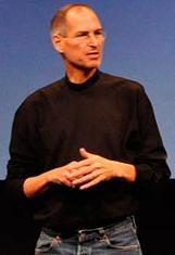 Steve Jobs wore a black mock turtleneck sweater made by Minnesota-based Knitcraft Corp. just about every day.