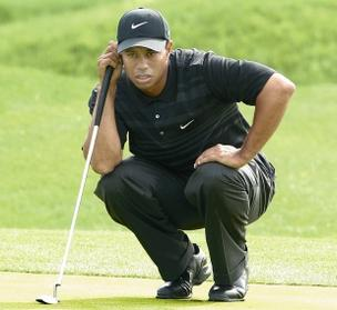 Tiger Woods has committed to play at the 2012 Wells Fargo Championship at Charlotte's Quail Hollow Club.