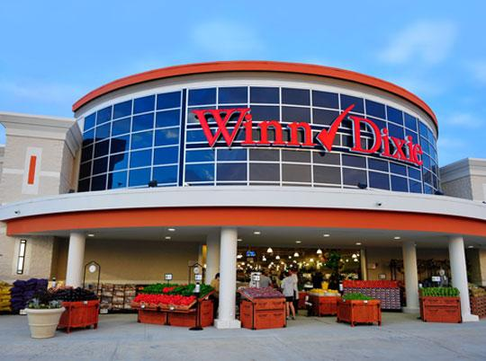 The Winn-Dixie chain plans to renovate the former Bruno's at Inverness Corners off U.S. 280 to fit its new model, like the one pictured here.