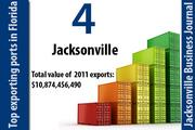 Jacksonville ranked No. 4 in the state.