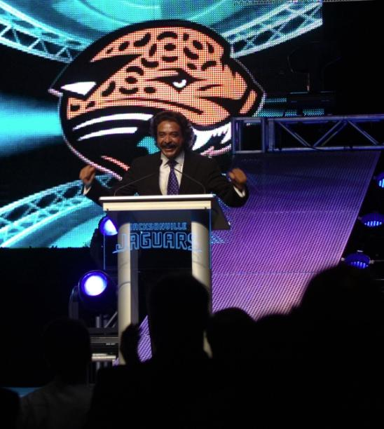 Jaguars' Owner Shahid Khan.