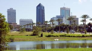 Jacksonville's economic ranking grew in November.