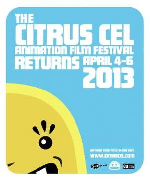 A crowdfunding campaign to raise $10,000 for the Citrus Cel Animation Festival is under way.