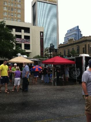 Could Food Trucks Restaurants Co Exist In Downtown Jacksonville Business Journal