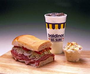 Baldinos Giant Jersey Subs' is targeting Jacksonville for their franchise expansion plan.