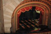 The seating area from the top balcony in The Florida Theater.